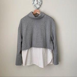 Kenar sweater blouse